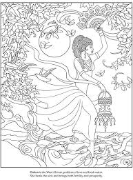 mary engelbreit coloring pages free coloring page coloring african goddess love and fresh