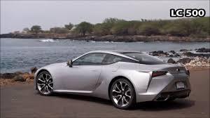 lexus bmw supercar 2018 bmw 8 series concept vs 2018 lexus lc 500 drive exterior