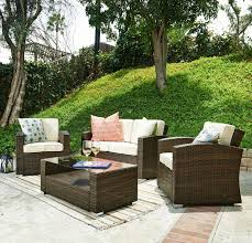 Outdoor Patio Furniture For Sale by Discount Special Sale Off 58 For Outdoor Furniture Sofa 4pcs