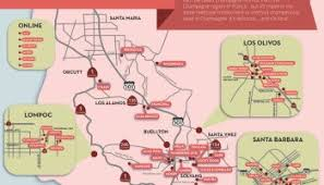 paso robles winery map san luis obispo sparkling wine guide a chagne lover s map