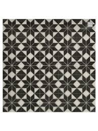 black white americana vinyl floor cloth cottage home