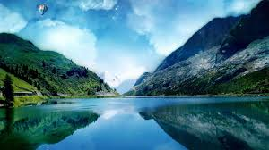 tranquility wallpaper lakeside nature tranquility wallpaperspics