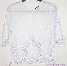 cynthia rowley blouse cynthia rowley blouse vita dolce linen lace embroidered eyelet top