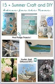 Diy Summer Decorations For Home 533 Best 1 Crafts 3 Diy Seashells Nautical Coastal Beach Shell