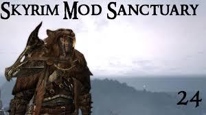 Skyrim Light Armor Mods Gophers Vids Skyrim Mod Sanctuary