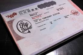 to apply for a japan tourist visa for filipinos