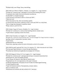Sample Litigation Paralegal Resume by Doc 620800 Litigation Paralegal Resume Sample U2013 Litigation