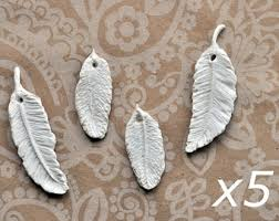 feather ornament etsy