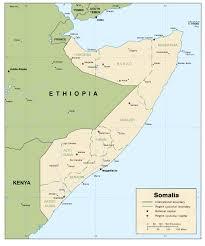 Map Of Somalia 1960 U2013 1969 Map U2013 Somalia Online