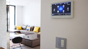 smart home wall touchscreen control4 u2013 finite solutions