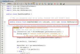 tutorial oracle stored procedure java ee7 applying jpa for stored procedures