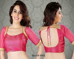 saree blouse styles indian saree blouse designs front and back 11 fashioneven