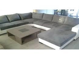 vente de canapé canapé canape angle gris de luxe canape d 39 angle adela gris et
