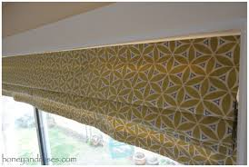 Making Roman Blinds Roman Blinds Diy Center Stage Faux Roman Shade Diy With Tiny