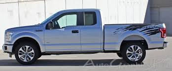 Ford Raptor Decals - 2015 2016 2017 2018 ford f 150 vinyl graphic racer rip side truck