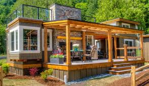 tiny homes washington wildwood lake whatcom washington state