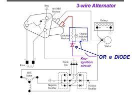 how to properly wire your marine alternator u2013 readingrat net