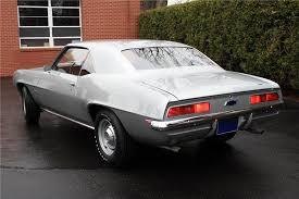 camaro z71 1969 chevrolet camaro zl1 coupe 115971