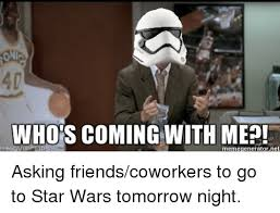 Star Wars Meme Generator - 25 best memes about coworkers and star wars coworkers and