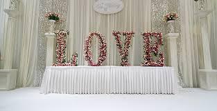 decoration florale mariage pour une décoration mariage n oubliez pas les fleurs