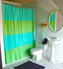 Simple Shower Curtains 51 Best Curved Shower Curtain Rods Images On Pinterest Bathrooms