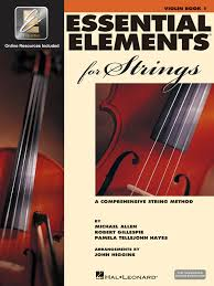 amazon com essential elements for strings book 1 with eei