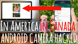 how to hack any on android hack any android phone s front back wirelessly from