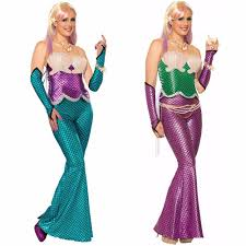 Mermaid Halloween Costume Adults Compare Prices Mermaid Game Shopping Buy Price