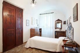 Interior Design Single Bedroom Old Single Bedroom In Ancient Interior Stock Photo Image 60868948