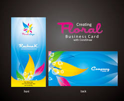 Creating Business Card Business Card Design In Coreldraw