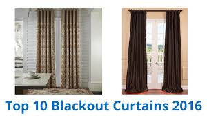 Blackout Drapes 10 Best Blackout Curtains 2016 Youtube