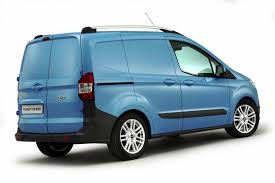 New Ford Transit Courier Petrol 1 0 Ecoboost Van For Sale