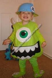 pitcher family adventures mike wazowski costume pin now read