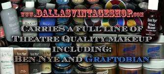 Professional Stage Makeup Stage Makeup Dallas Vintage And Costume Shop