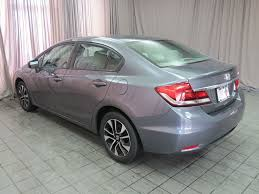 2014 used honda civic sedan 4dr cvt ex at north coast auto mall