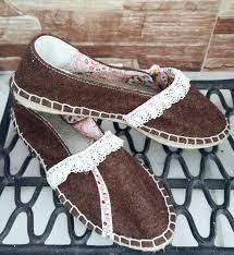 slippers in fabric espadrilles moccasins women u0027s shoes