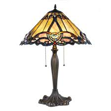 stained glass light fixtures home depot river of goods 25 5 in amber table l with stained glass brandi