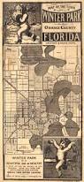 Winter Park Florida Map by Winter Park History