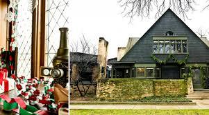 Frank Lloyd Wright Home Decor Christmas Decor At Frank Lloyd Wright U0027s Home And Studio Founterior