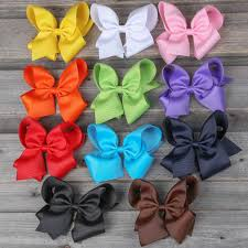 medium hair bow smocked auctions
