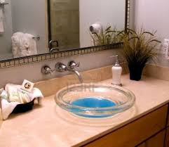 unique bathroom sink vanity decorating clear