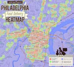 Trulia Heat Map Philadelphia Crime Heat Map Karmaboxers