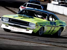 Dodge Challenger Nascar - bill