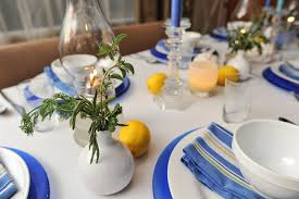 table setting pictures greek table setting