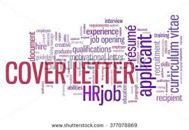 cover letter of employment lovely sample of cover letter for