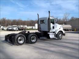kenworth chassis 2007 kenworth t800 semi truck for sale sold at auction may 21