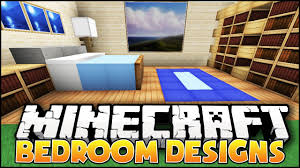 How To Make Decorations In Minecraft Minecraft Bedroom Designs U0026 Ideas Youtube