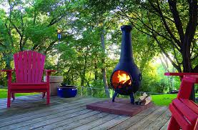 best aluminum chiminea reviews outdoormancave com