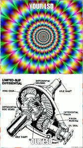 Psychedelic Meme - their lsd vs our lsd