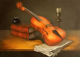 Wohnzimmer Antik Bild Geige Instrument Antik Wohnzimmer Von Theo Todorov Bei